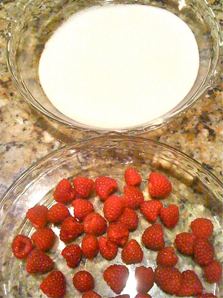Fresh Raspberry Jam