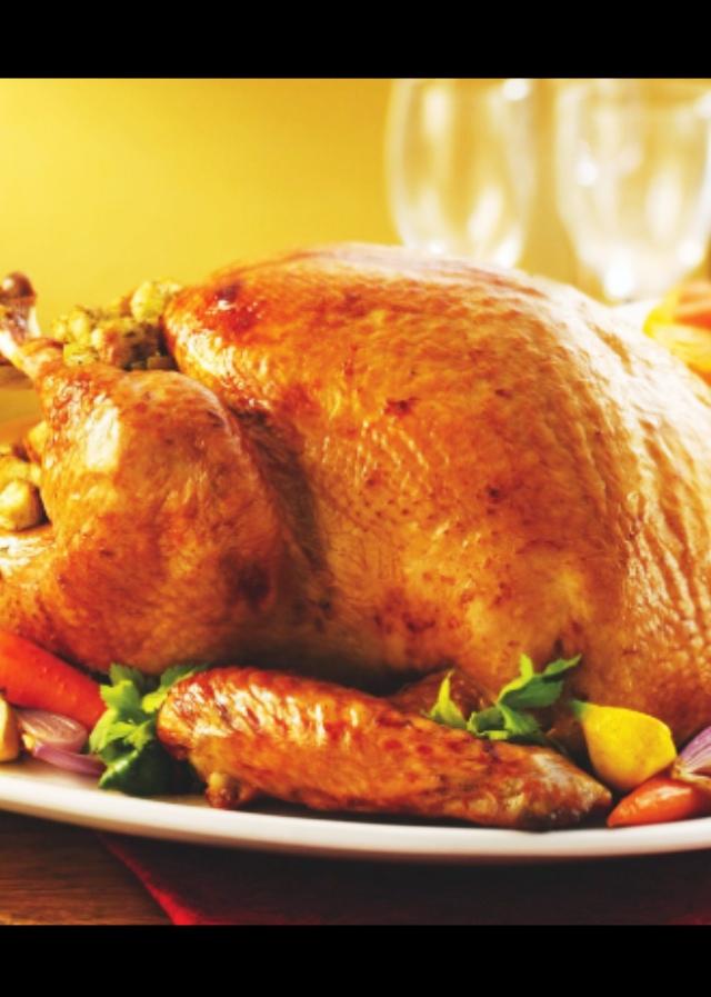 Thanksgiving to Make a Pilgrim Proud