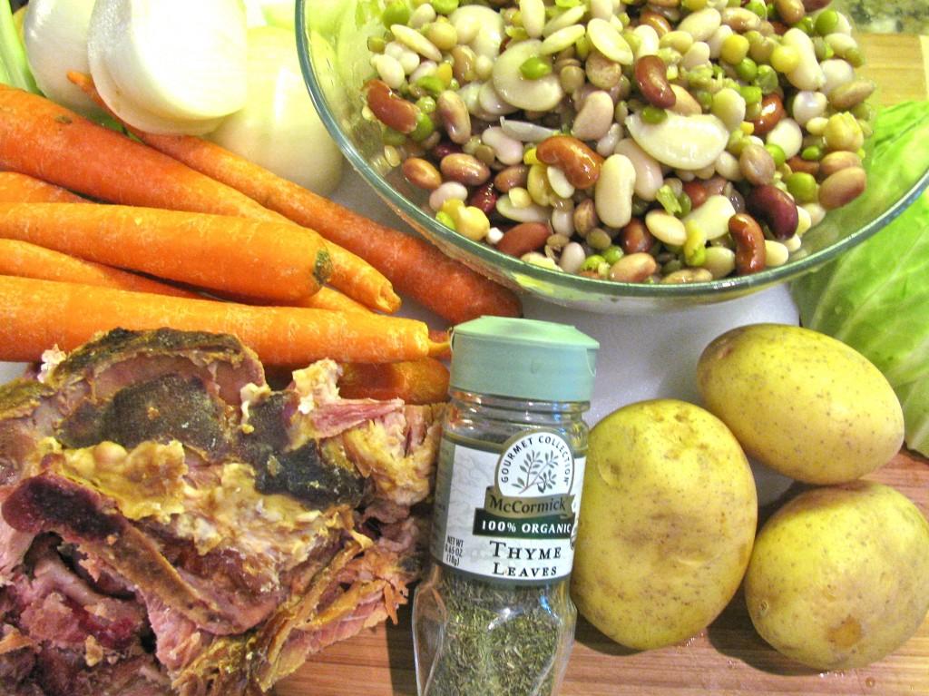 Soul Satisfying Ham & Bean Soup