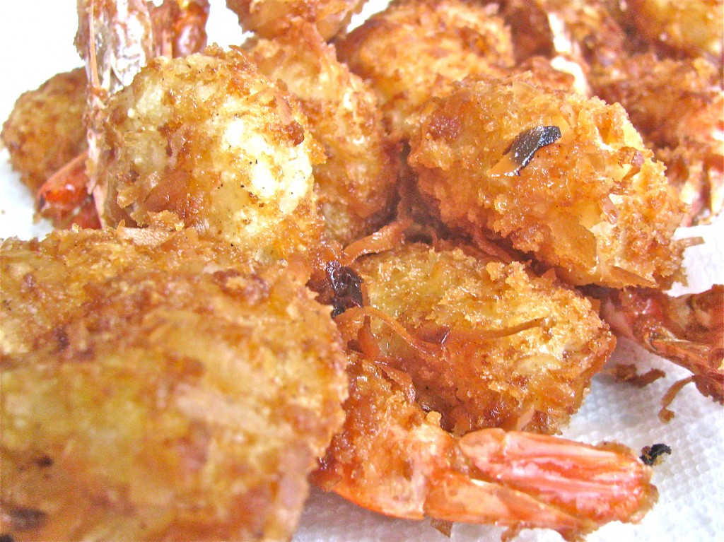 Crispy Coconut Shrimp