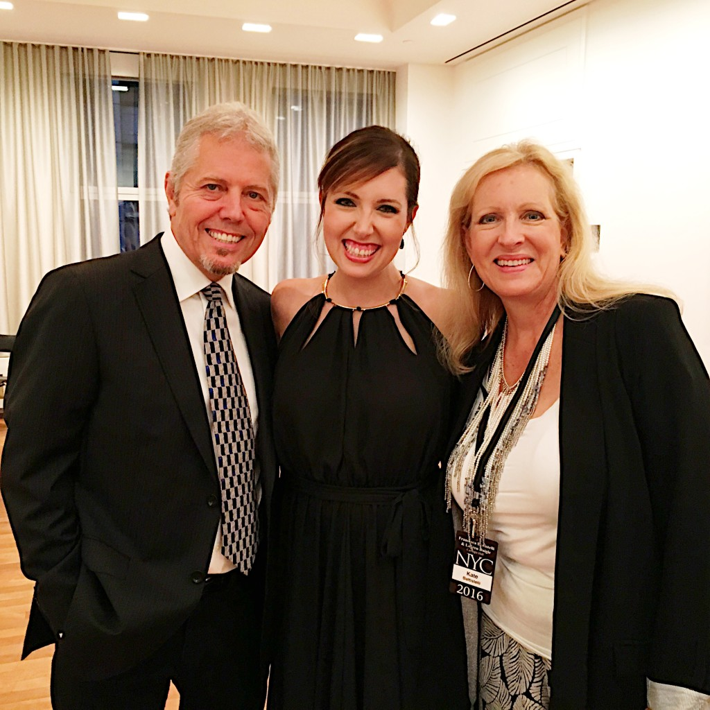 Franny was honored to play a concert at Carnegie Hall in October. We were beyond thrilled to go see her!