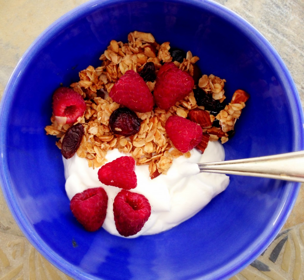 Sweet and Crunchy Granola