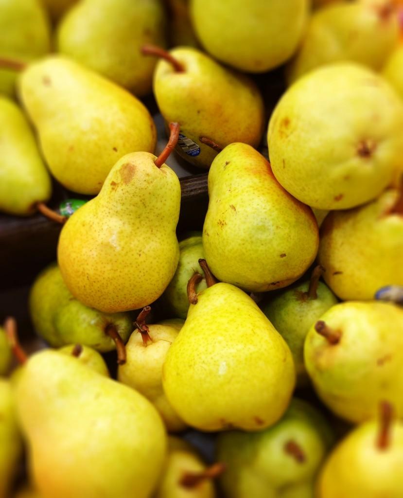 Pear and Chocolate Jam