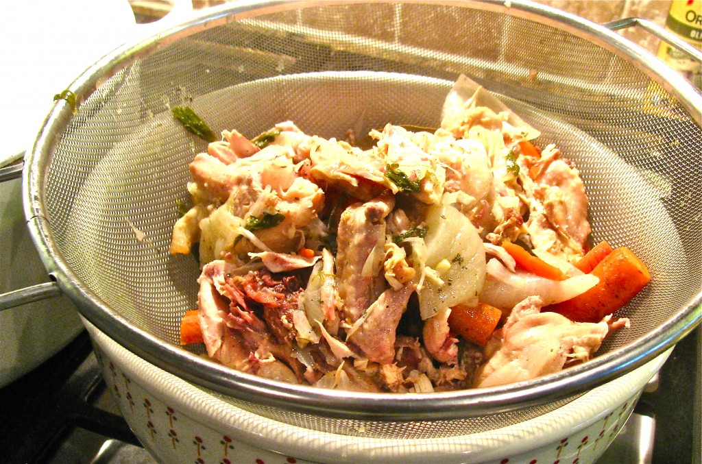 The Best Homemade Chicken Soup