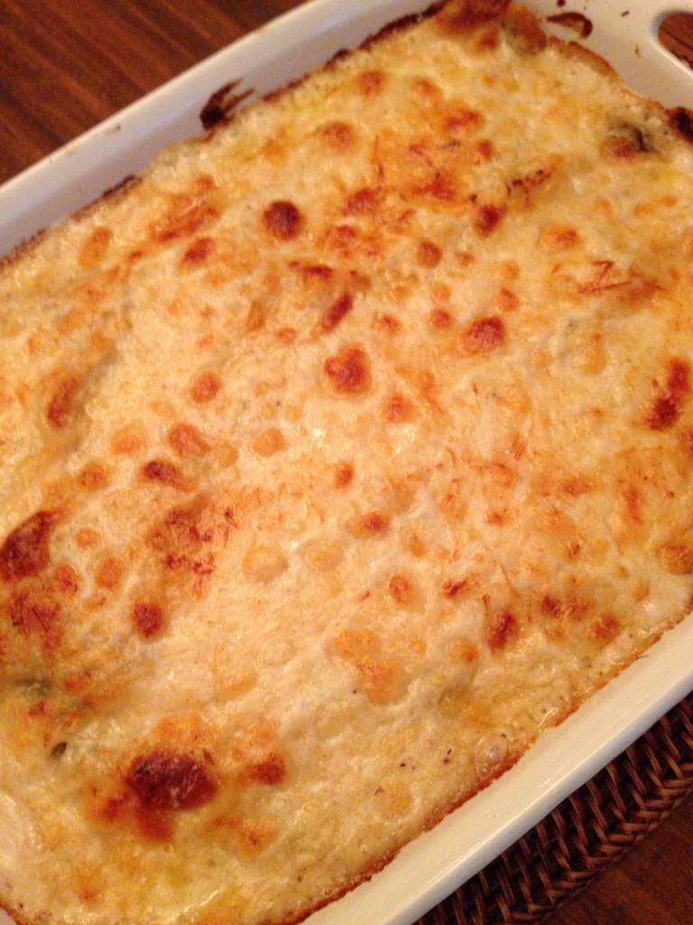 Mushroom Lasagna-Easy, Rich & Decadent!