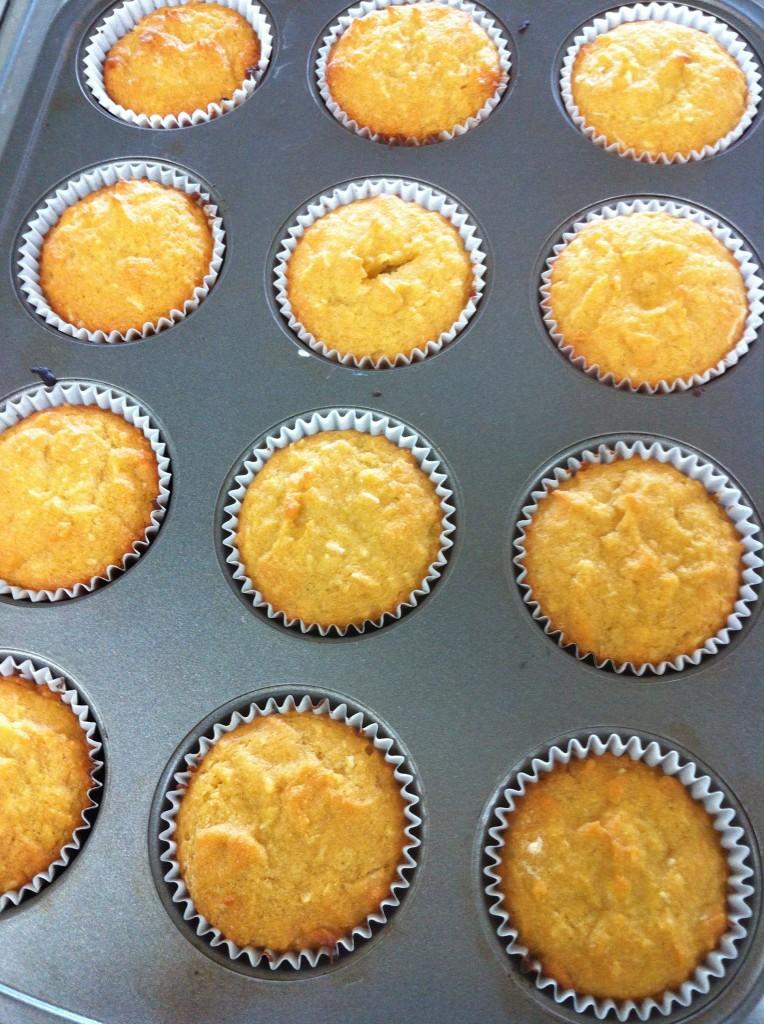 Gluten Free Strawberry Shortcake Cupcakes
