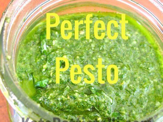Perfect Pesto