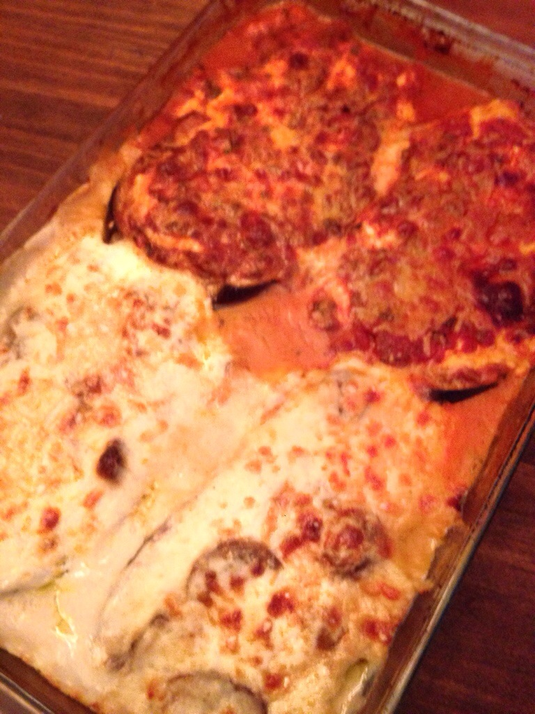 Gluten-Free Lasagna 2 Ways (with Eggplant Noodles)