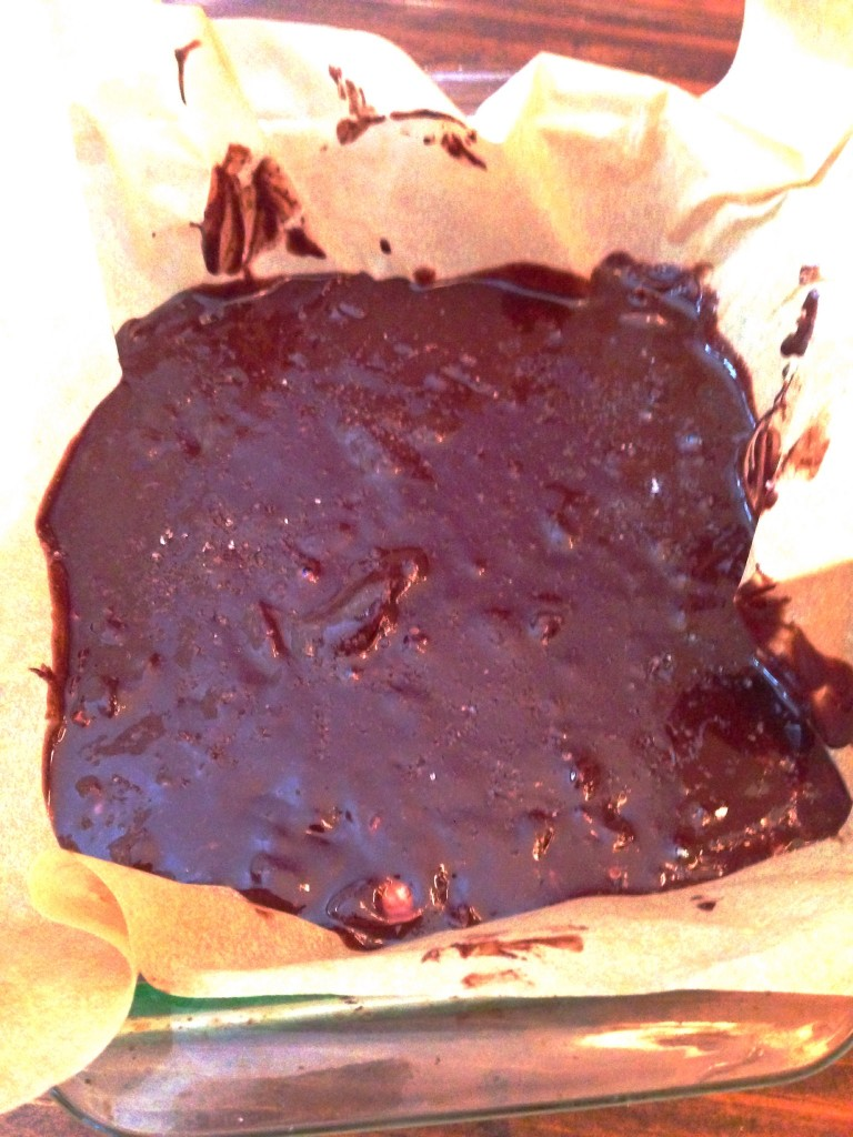 Healthy Gluten Free Fudge