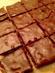 Healthy Gluten Free Fudge–Paleo and Easy