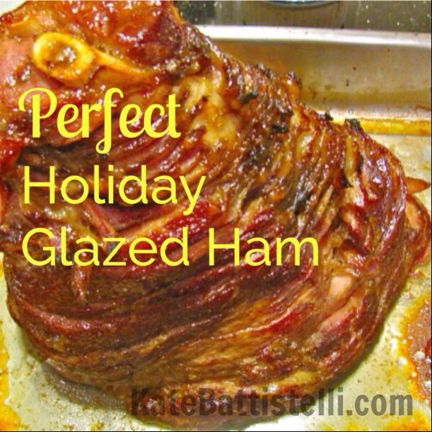 Perfect Holiday Glazed Ham